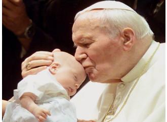 Il messaggio di Giovanni Paolo II è andato perduto