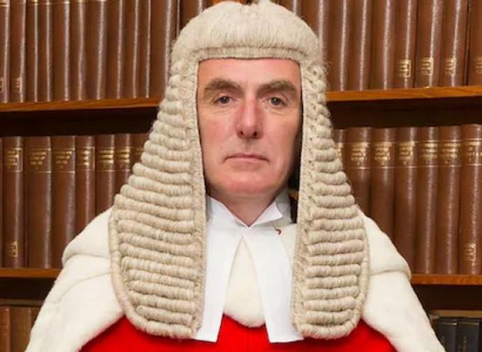 Il giudice Hayden