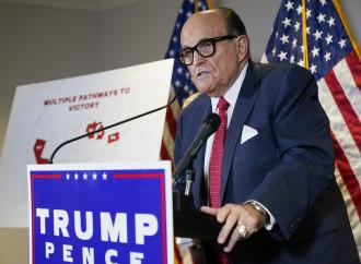 Brogli Usa: quel che Giuliani ha da dire (tintura a parte)