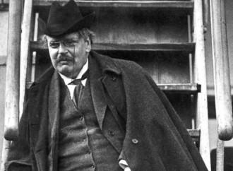 Chesterton difendeva la proprietà privata dal capitalismo
