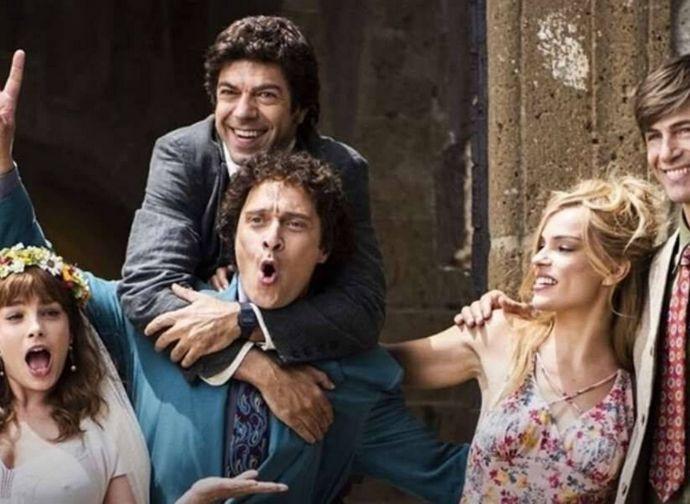Il cast del film di Muccino