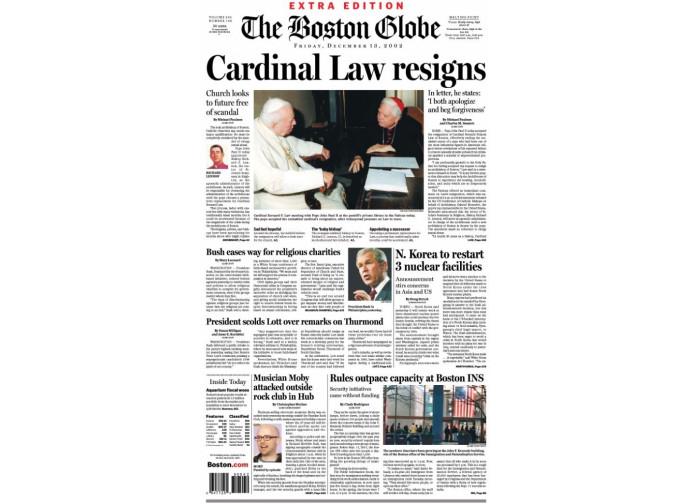 Lo scandalo di Boston
