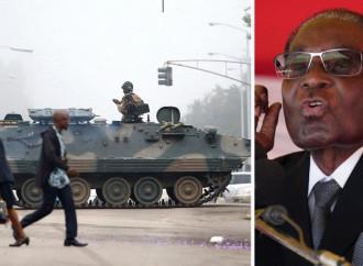 La fine di Mugabe, simbolo dell'Africa che si vuole male