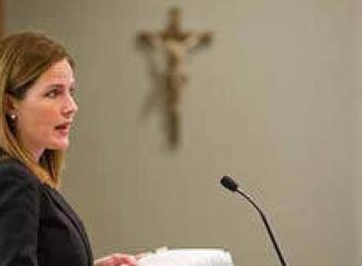 Amy Barrett, il giudice colpevole di essere cattolica