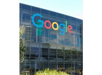 """Il """"sinedrio"""" di Google vieta la differenza uomo-donna"""