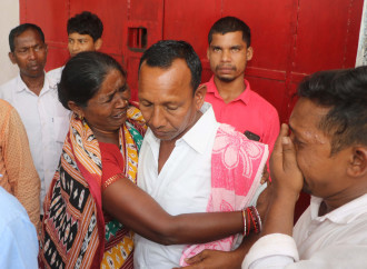 Liberato uno dei cristiani innocenti incarcerati in India