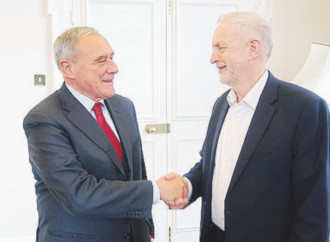 Grasso e Corbyn