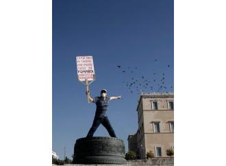 Il silenzioso collasso della Grecia