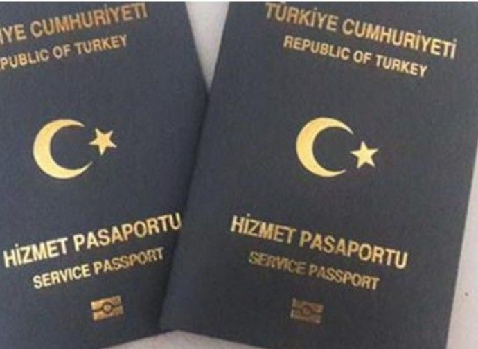 Passaporti grigi turchi