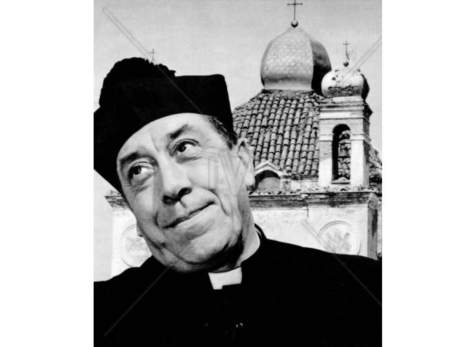 Don Camillo nell'interpretazione di Fernandel