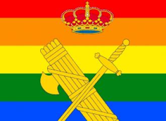 Love is love per la Guardia Civil