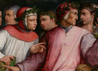 Il battesimo, le passioni e gli amici di Dante in gioventù