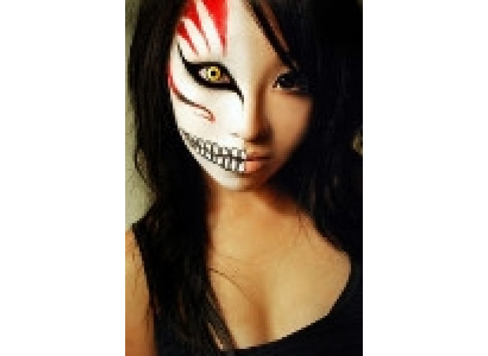 Maschera per Halloween