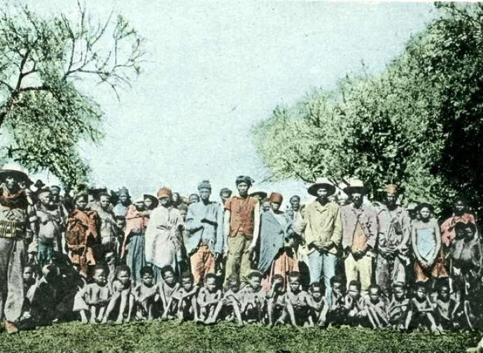 Africa Occidentale Tedesca, deportazione (1904)