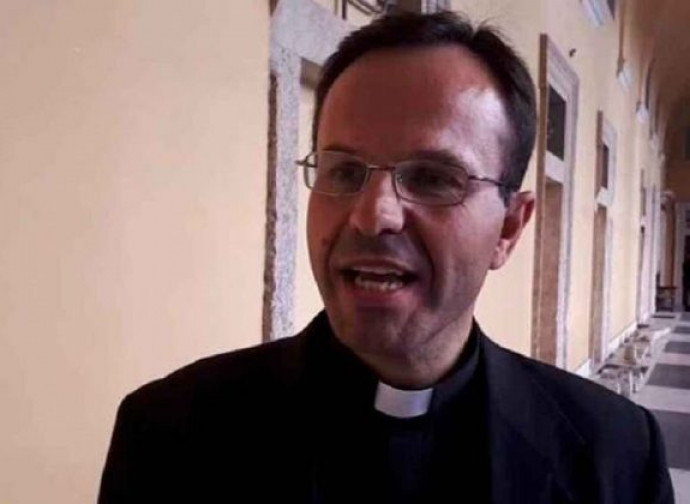 Padre Hermann Geissler