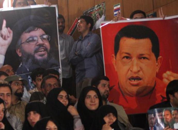 Hezbollah e il Chavismo, alleati in Venezuela