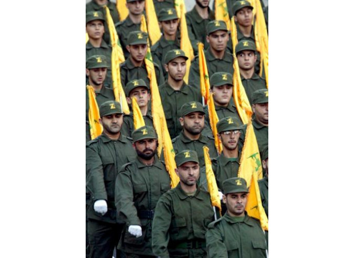 Hezbollah in parata