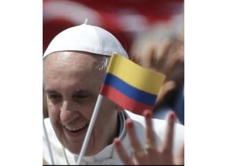 Francesco in Colombia con il caso Farc all'orizzonte