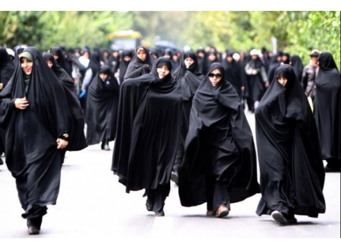 Hijab in Iran