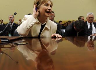 Uno spettro si aggira attorno alla Clinton: le sue email