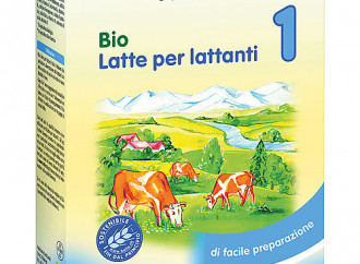 Il latte in polvere per neonati produce CO2, va bandito