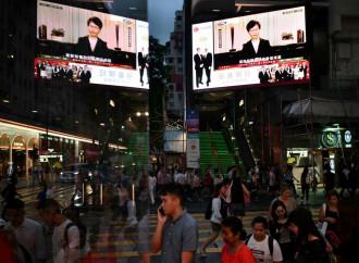 Hong Kong, Carrie Lam ritira la legge della discordia