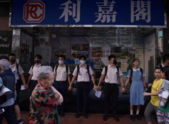 Hong Kong, la protesta guidata dai cattolici che resistono a Pechino