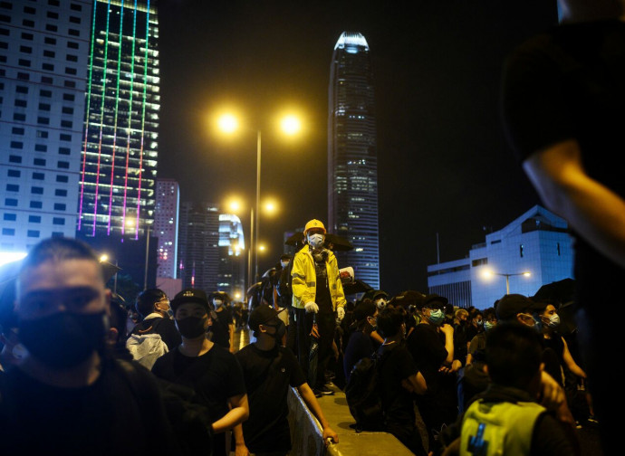 Le ultime proteste a Hong Kong