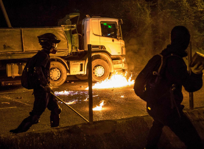 Hong Kong, gli ultimi violenti scontri