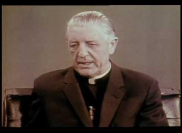 Il cardinale Suenens