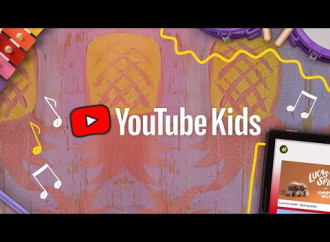 YouTube Kids arcobaleno