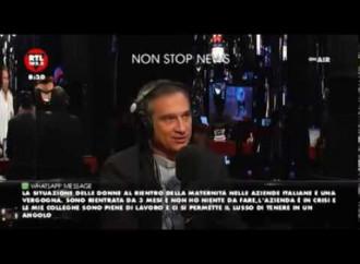 Radio Vaticana e le ospitate reciproche con l'icona gay