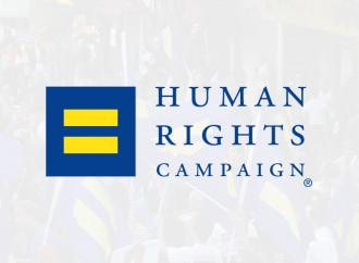 La Human Rights Campaign riunita a Washington