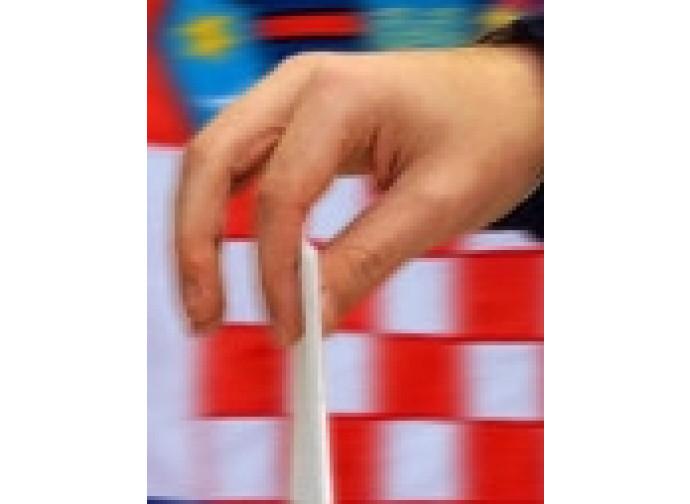 Voto in Croazia