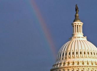 Mai così arcobaleno il Congresso USA