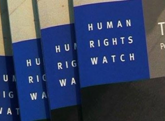 La denuncia di Hrw: 100.000 rifugiati rimpatriati a forza