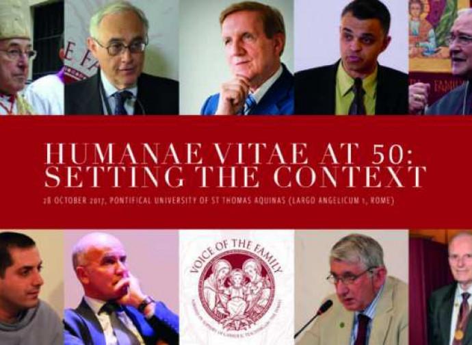 Convegno Humanae Vitae