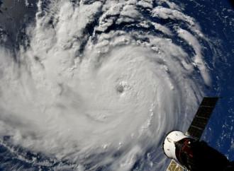 Uragano Florence? «Colpa di Trump»