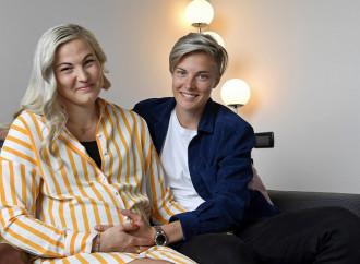Un video della Juve per normalizzare la coppia lesbo