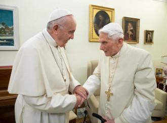 Regoli: «Il Papa emerito? Un ruolo che va chiarito»