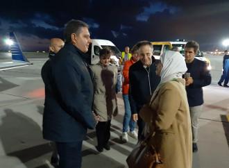 Tafida è in Italia, il Gaslini: «La speranza è curarla un giorno a casa»