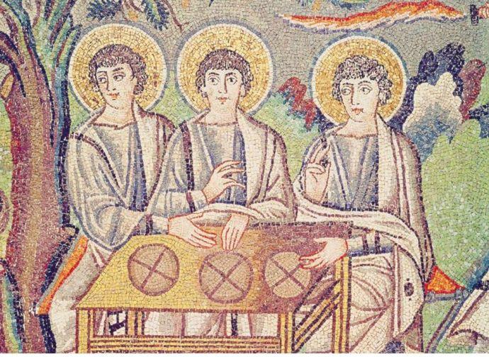 I tre angeli