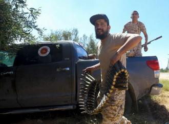 Libia, mai tante armi da quando c'è l'embargo