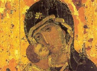 La Vergine dipinta da Luca cui si affidò persino Stalin