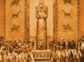 Le statuette idolatriche e l'insegnamento del Nabucco