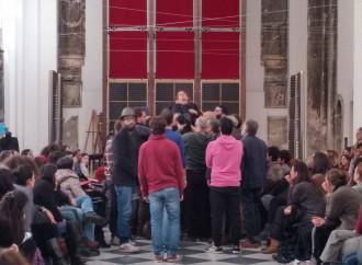 La chiesa dove si pratica la magia per sostenere i preti