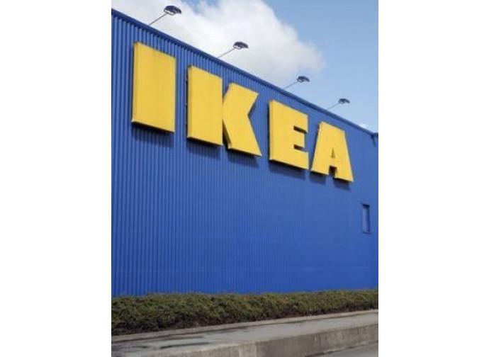 Il magazzino Ikea