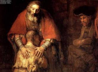 Il Dio uomo che attende di consolare l'uomo