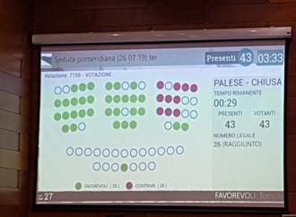 Scalfarotto 2.0, approvata nella notte la legge bavaglio