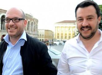 Salvini non ha stoppato Fontana: ecco il video